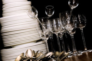 Borden Bestek Glazen